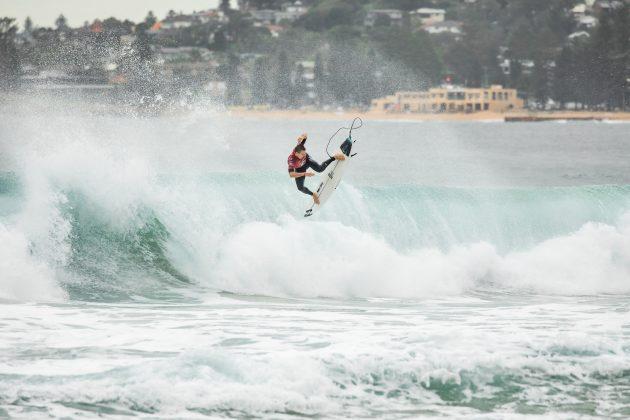 Ryan Callinan, Narrabeen Classic 2021, Sidney, Austrália. Foto: WSL / Miers.