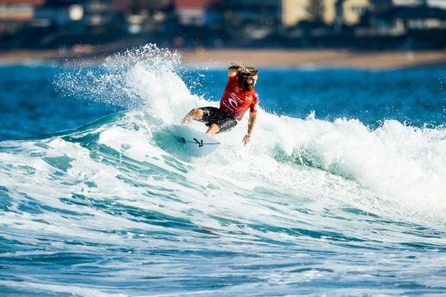 Wade Carmichael, Narrabeen Classic 2021, Sidney, Austrália. Foto: WSL / Dunbar.