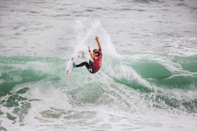 Morgan Cibilic, Newcastle Cup 2021, Merewether Beach, Austrália. Foto: WSL / Dunbar.