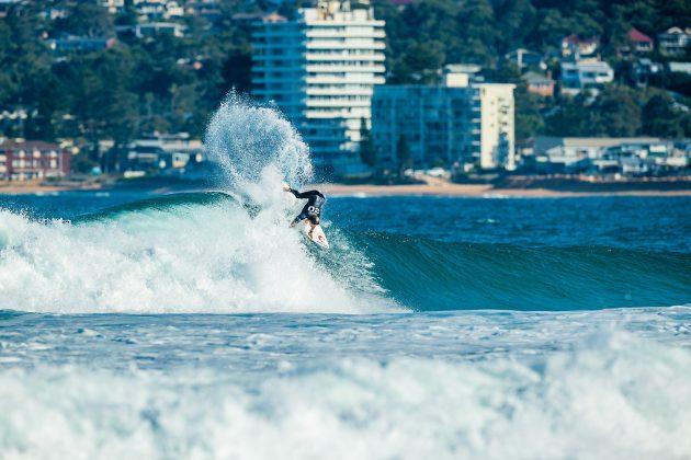 Morgan Cibilic, Narrabeen Classic 2021, Sidney, Austrália. Foto: WSL / Dunbar.