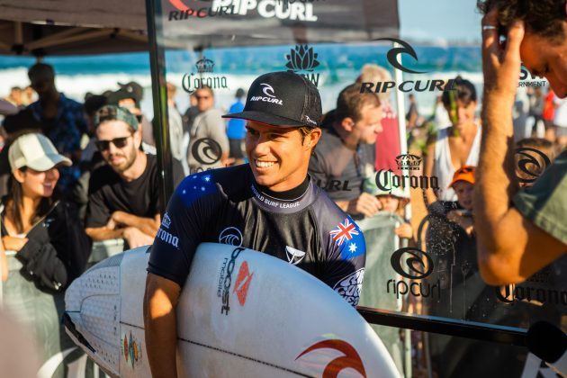 Morgan Cibilic, Narrabeen Classic 2021, Sidney, Austrália. Foto: WSL / Miers.