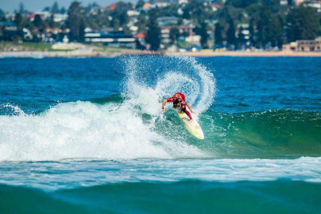 Courtney Conlogue, Narrabeen Classic 2021, Sidney, Austrália. Foto: WSL / Dunbar.