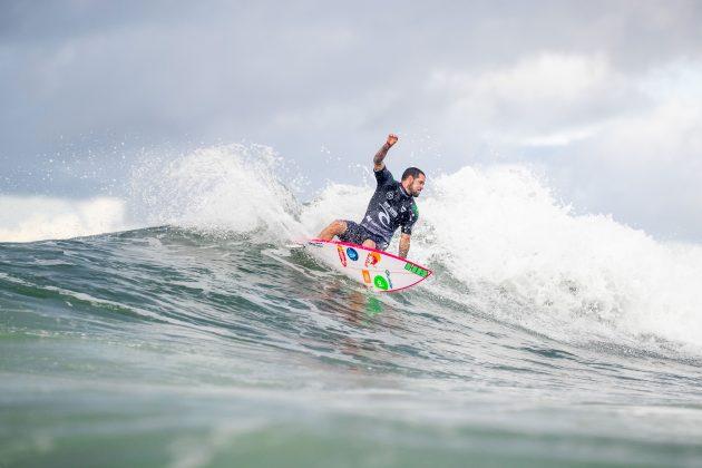 Adriano de Souza, Newcastle Cup 2021, Merewether Beach, Austrália. Foto: WSL / Dunbar.