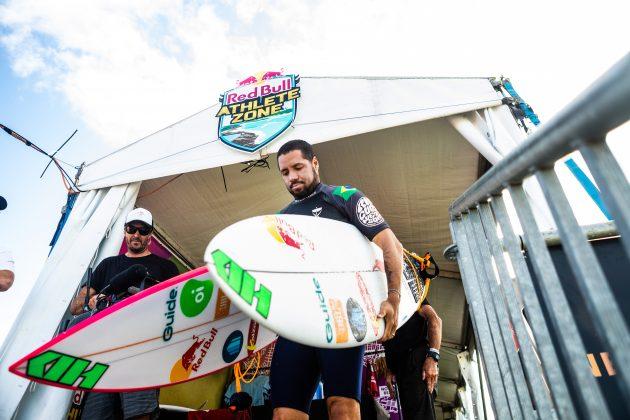 Adriano de Souza, Newcastle Cup 2021, Merewether Beach, Austrália. Foto: WSL / Miers.