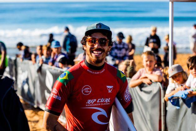 Yago Dora, Narrabeen Classic 2021, Sidney, Austrália. Foto: WSL / Miers.