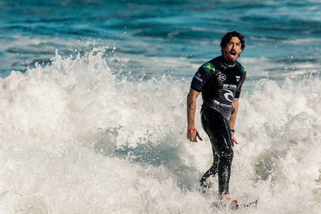 Yago Dora, Newcastle Cup 2021, Merewether Beach, Austrália. Foto: WSL / Miers.