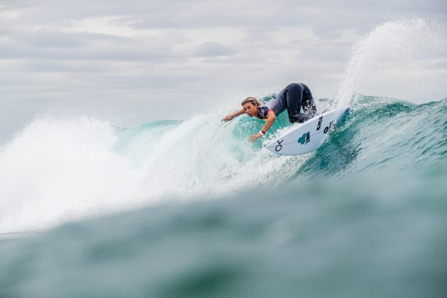 Sage Erickson, Narrabeen Classic 2021, Sidney, Austrália. Foto: WSL / Dunbar.