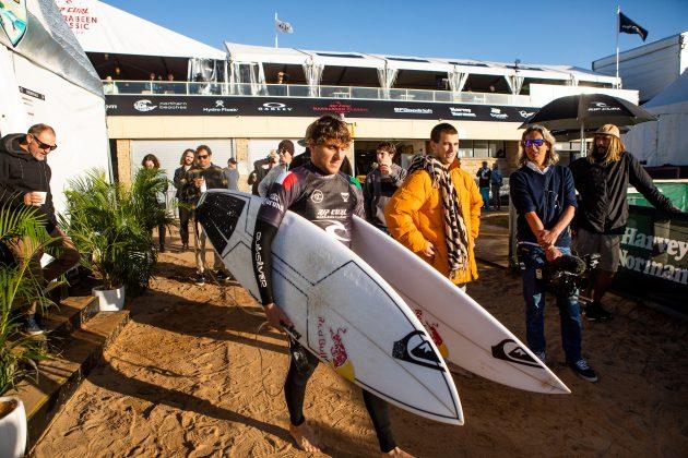 Leonardo Fioravanti, Narrabeen Classic 2021, Sidney, Austrália. Foto: WSL / Miers.