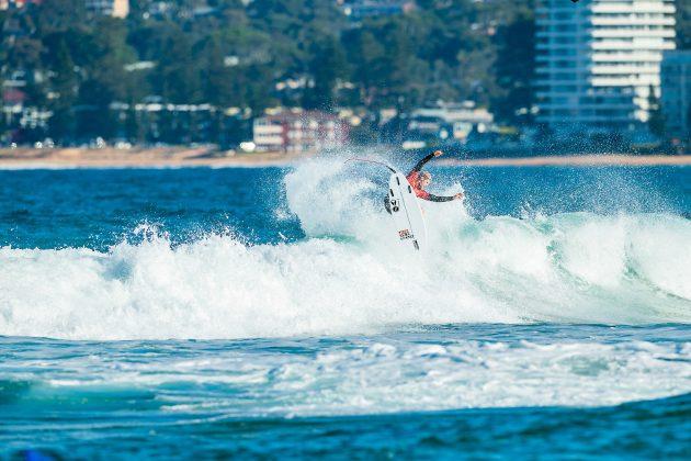 John John Florence, Narrabeen Classic 2021, Sidney, Austrália. Foto: WSL / Dunbar.