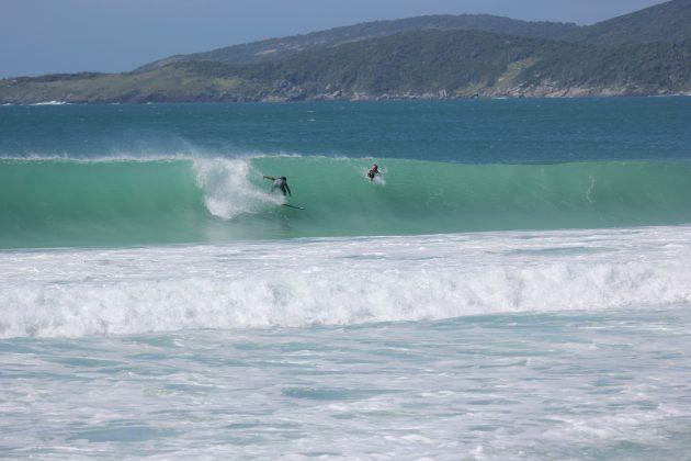 Praia do Foguete, Cabo Frio (RJ). Foto: Jorge Porto.