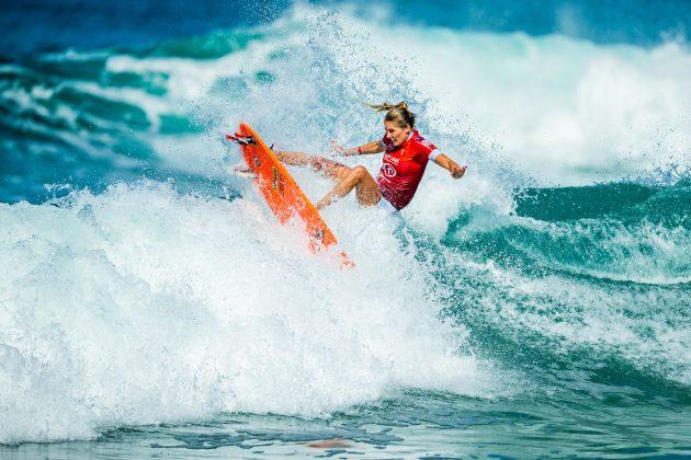 Stephanie Gilmore, Narrabeen Classic 2021, Sidney, Austrália. Foto: WSL / Dunbar.