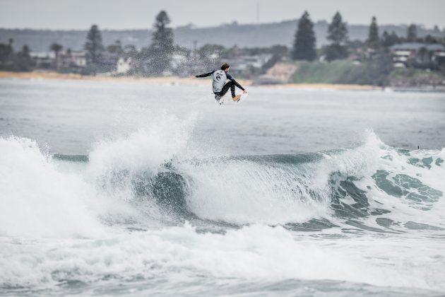 Reef Heazlewood, Narrabeen Classic 2021, Sidney, Austrália. Foto: WSL / Dunbar.