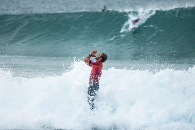Caio Ibelli, Narrabeen Classic 2021, Sidney, Austrália. Foto: WSL / Miers.