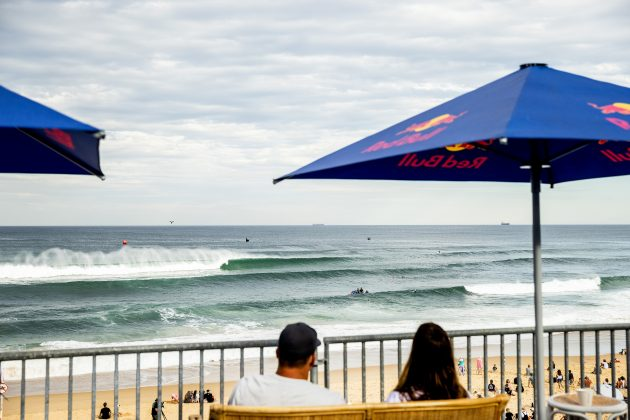 Merewether Beach, Newcastle Cup 2021, Austrália. Foto: WSL / Dunbar.