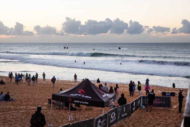 Lineup, Narrabeen Classic 2021, Sidney, Austrália. Foto: WSL / Miers.