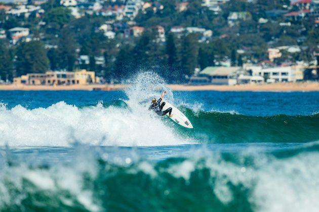 Bronte Macaulay, Narrabeen Classic 2021, Sidney, Austrália. Foto: WSL / Dunbar.