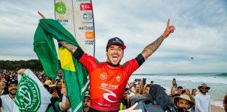Medina é campeão em Sydney