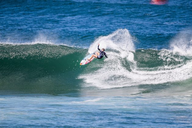 Carissa Moore, Newcastle Cup 2021, Merewether Beach, Austrália. Foto: WSL / Dunbar.
