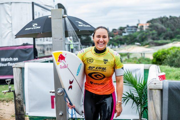 Carissa Moore, Narrabeen Classic 2021, Sidney, Austrália. Foto: WSL / Miers.