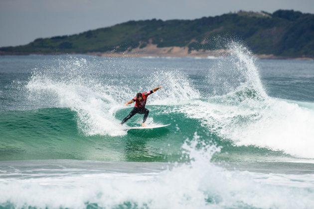 Frederico Morais, Narrabeen Classic 2021, Sidney, Austrália. Foto: WSL / Dunbar.