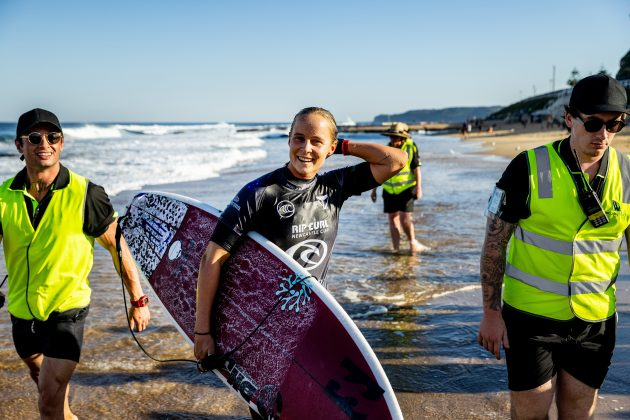 Isabella Nichols, Newcastle Cup 2021, Merewether Beach, Austrália. Foto: WSL / Dunbar.