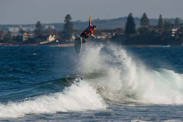 Jack Robinson, Narrabeen Classic 2021, Sidney, Austrália. Foto: WSL / Dunbar.