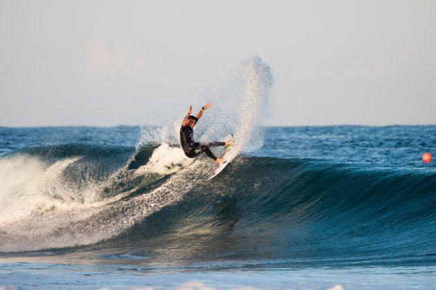 Deivid Silva, Narrabeen Classic 2021, Sidney, Austrália. Foto: WSL / Miers.