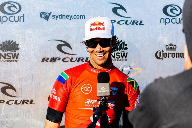 Jordy Smith, Narrabeen Classic 2021, Sidney, Austrália. Foto: WSL / Miers.