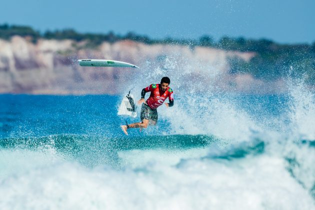 Filipe Toledo, Narrabeen Classic 2021, Sidney, Austrália. Foto: WSL / Dunbar.