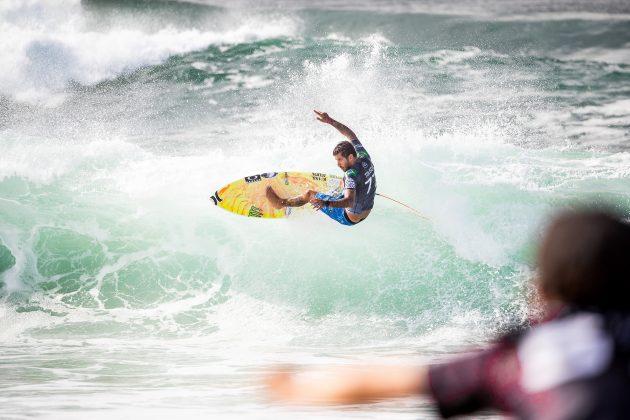 Filipe Toledo, Newcastle Cup 2021, Merewether Beach, Austrália. Foto: WSL / Dunbar.