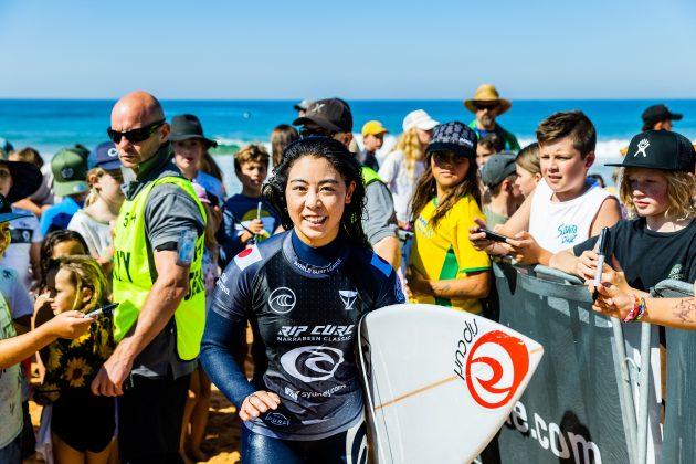 Amuro Tsuzuki, Narrabeen Classic 2021, Sidney, Austrália. Foto: WSL / Dunbar.