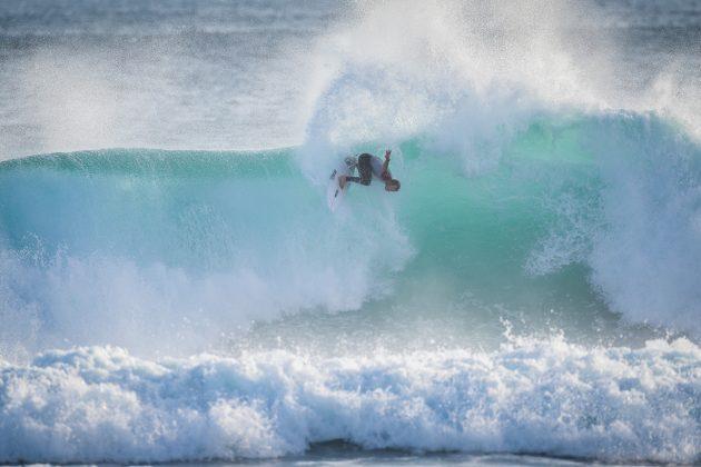 Adrian Buchan, Margaret River Pro 2021, Main Break, Austrália. Foto: WSL / Dunbar.