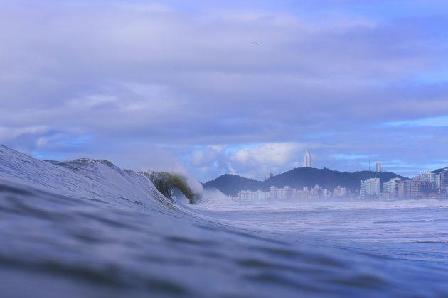 Praia Brava, Itajaí (SC). Foto: Ricardo Alves.