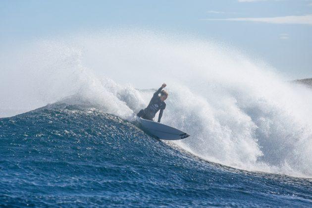 Macy Callaghan, Margaret River Pro 2021, Main Break, Austrália. Foto: WSL / Miers.