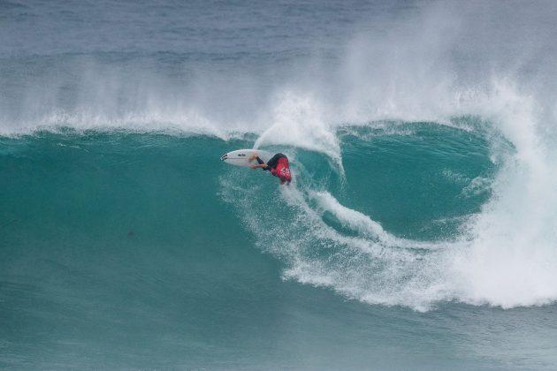 Ryan Callinan, Margaret River Pro, Austrália. Foto: WSL / Dunbar.