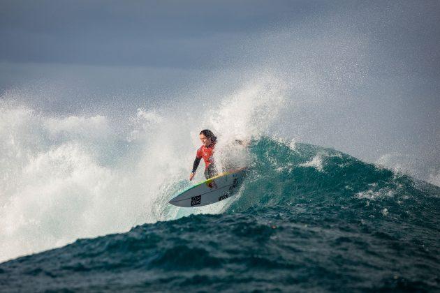 Caroline Marks, Margaret River Pro, Austrália. Foto: WSL / Miers.