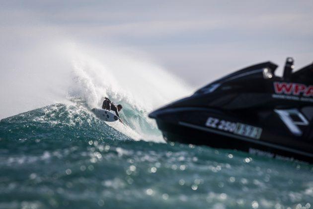Deivid Silva, Margaret River Pro 2021, Main Break, Austrália. Foto: WSL / Dunbar.