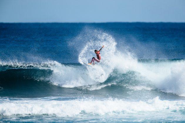 Sally Fitzgibbons, Margaret River Pro 2021, Main Break, Austrália. Foto: WSL / Dunbar.