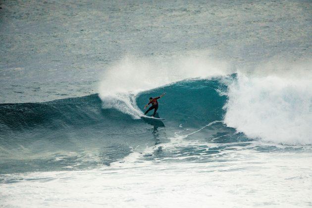 Frederico Morais, Margaret River Pro, Austrália. Foto: WSL / Miers.