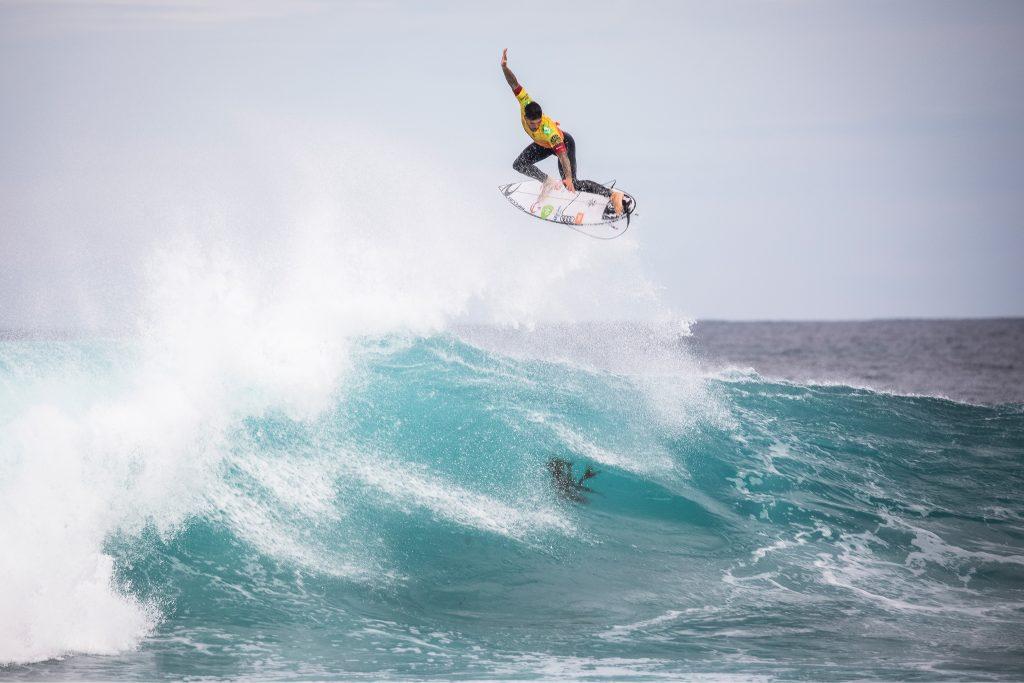 Medina foi o melhor na etapa de Rottnest Island, Austrália.