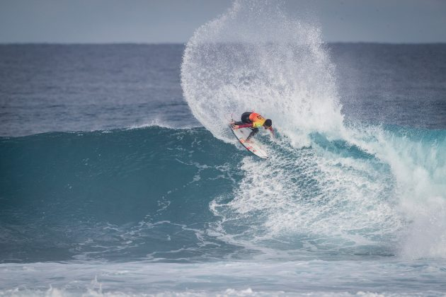 Gabriel Medina, Margaret River Pro 2021, Main Break, Austrália. Foto: WSL / Dunbar.