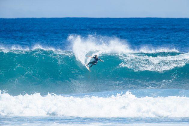 Stephanie Gilmore, Margaret River Pro 2021, Main Break, Austrália. Foto: WSL / Dunbar.