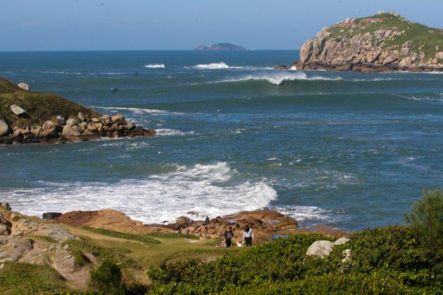 Praia da Vila, Imbituba (SC). Foto: Rodrigo Amorim.