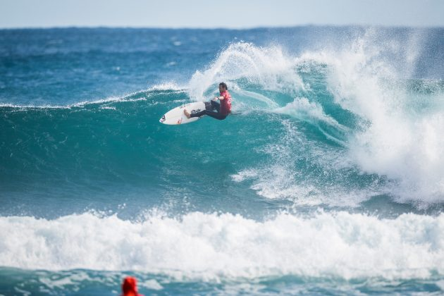 Jordy Smith, Margaret River Pro 2021, Main Break, Austrália. Foto: WSL / Dunbar.