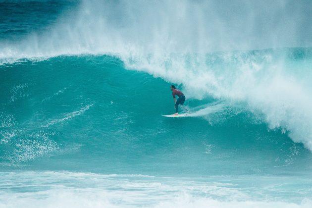 Jordy Smith, Margaret River Pro, Austrália. Foto: WSL / Dunbar.