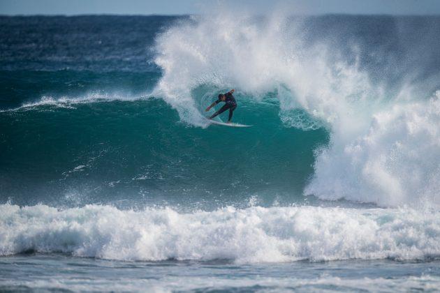 Julian Wilson, Margaret River Pro 2021, Main Break, Austrália. Foto: WSL / Dunbar.