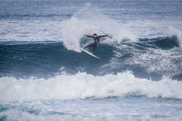 Matthew McGillivray, Margaret River Pro 2021, Main Break, Austrália. Foto: WSL / Dunbar.