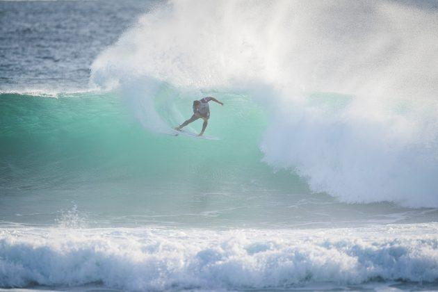 Michel Bourez, Margaret River Pro 2021, Main Break, Austrália. Foto: WSL / Dunbar.