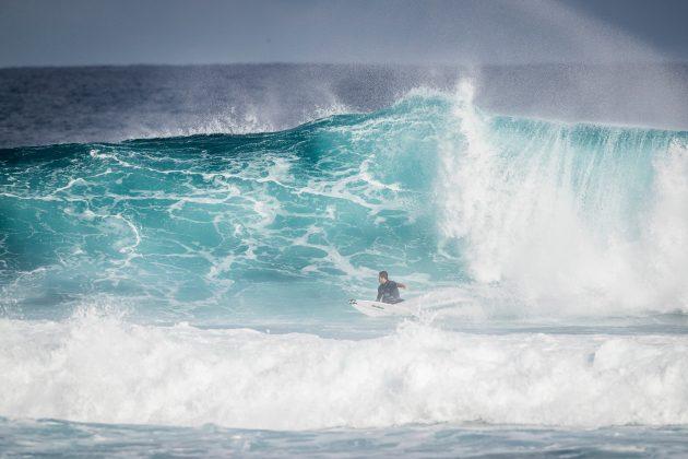 Ryan Callinan, Margaret River Pro 2021, Main Break, Austrália. Foto: WSL / Dunbar.