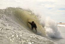 Nas ondas dos Lençóis